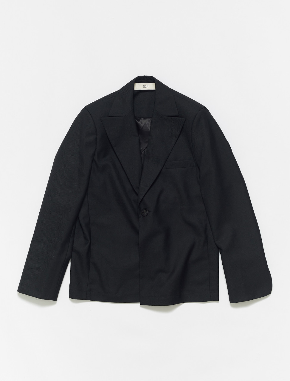 PB-B SEFR POWER BLAZER BLACK