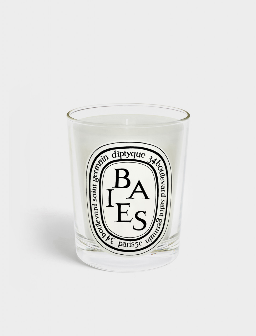 337-B1 DIPTYQUE BAIES STANDARD CANDLE
