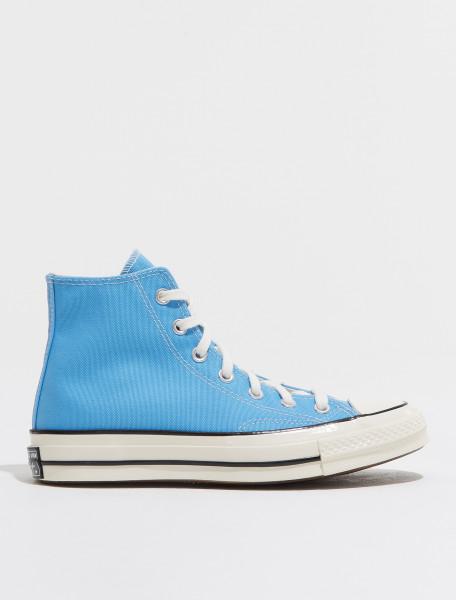 171566C CONVERSE CHUCK 70 HI IN UNIVERSITY BLUE