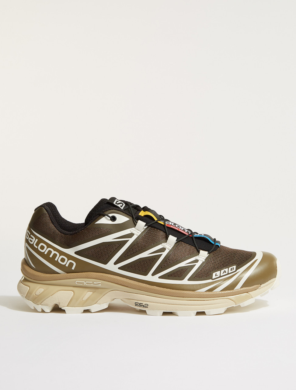 L41395000 SALOMON XT 6 ADVANCED WREN KANGAROO VANILLA ICE