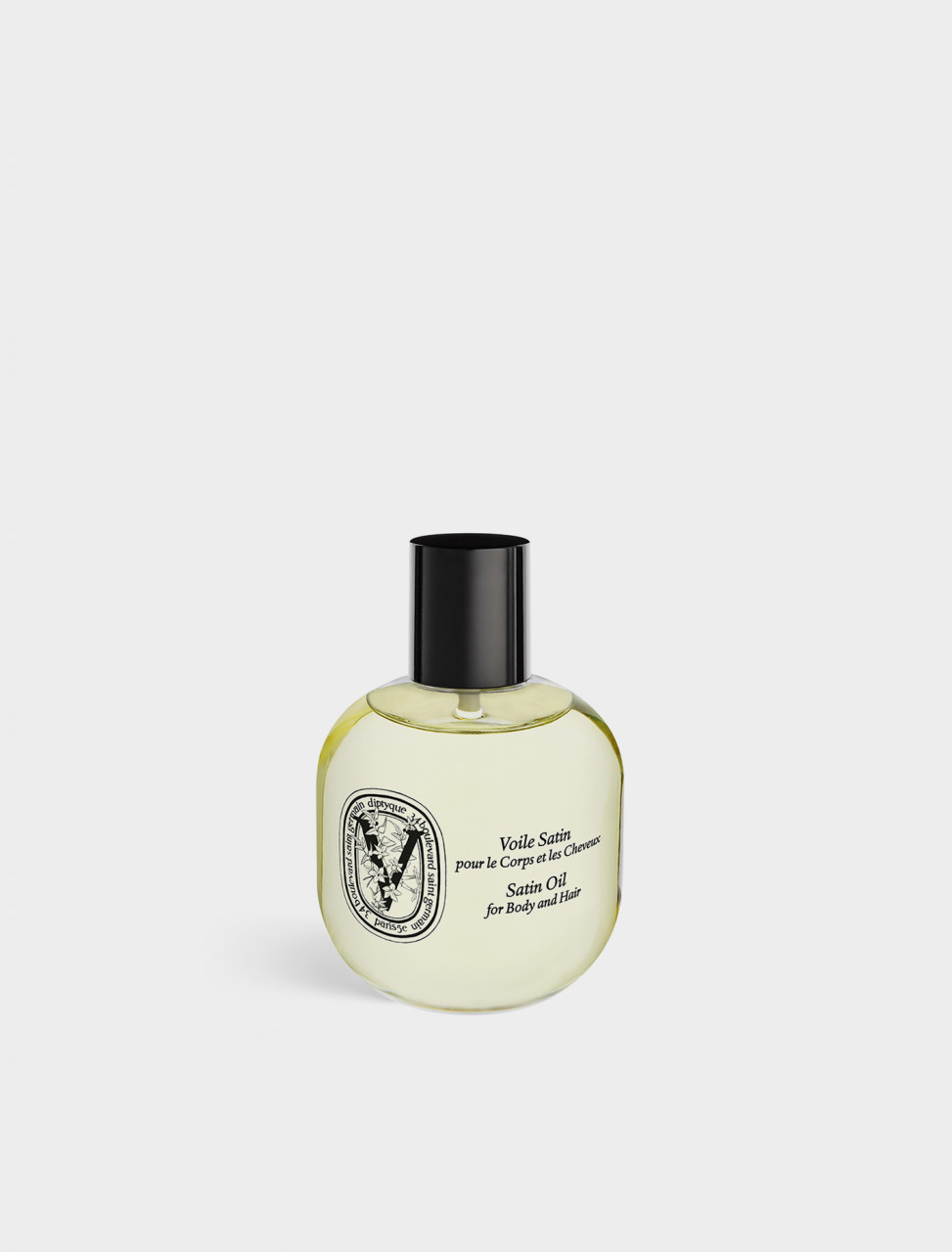 337-SATINOIL DIPTYQUE SATIN OIL HAIR AND BODY