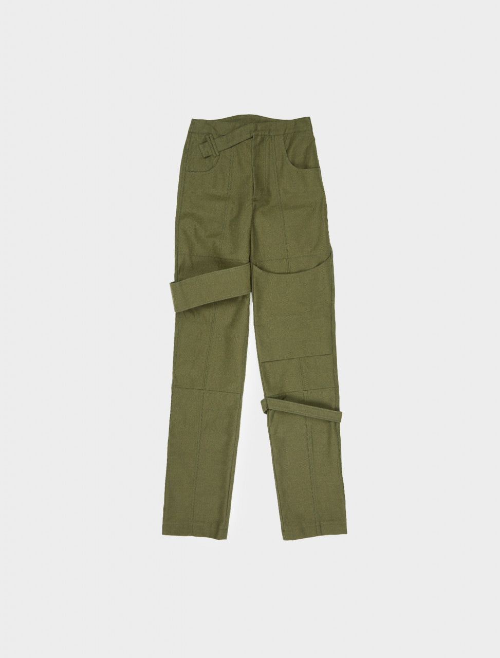 342-SS20NATH MAINLINE NATH TROUSER GREEN
