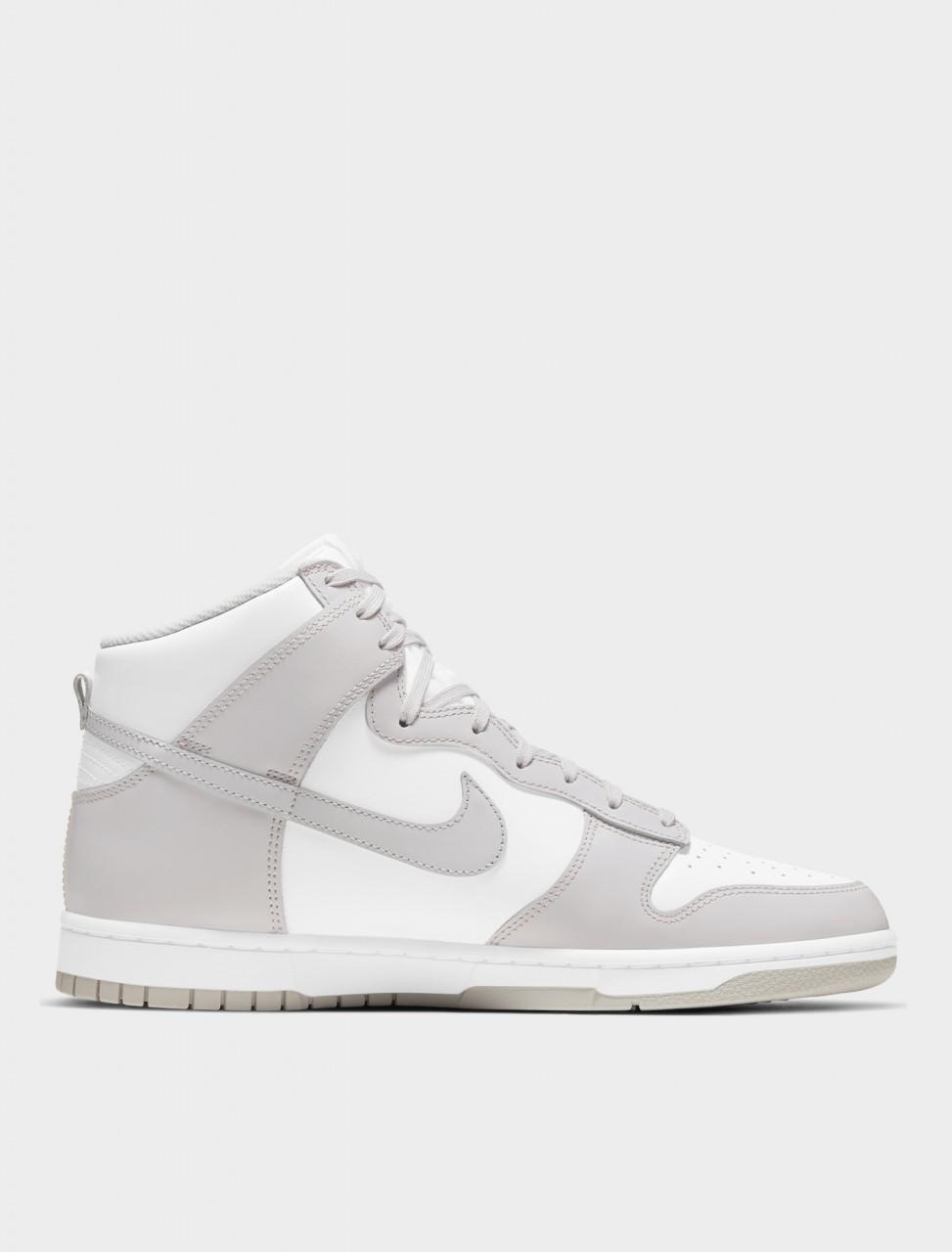 DD1399-100 Dunk High White Grey