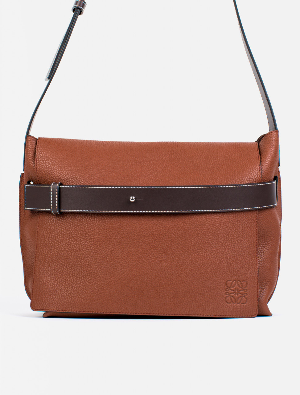Strap Messenger Small Bag