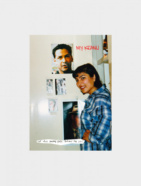 IDEA Books ltd My Keanu Fanzine