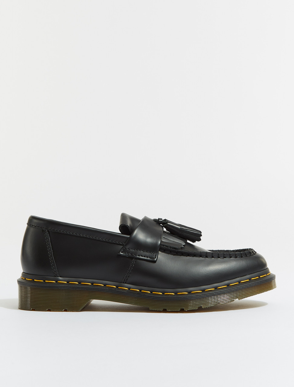 22209001 DR. MARTENS ADRIAN YS BLACK SMOOTH