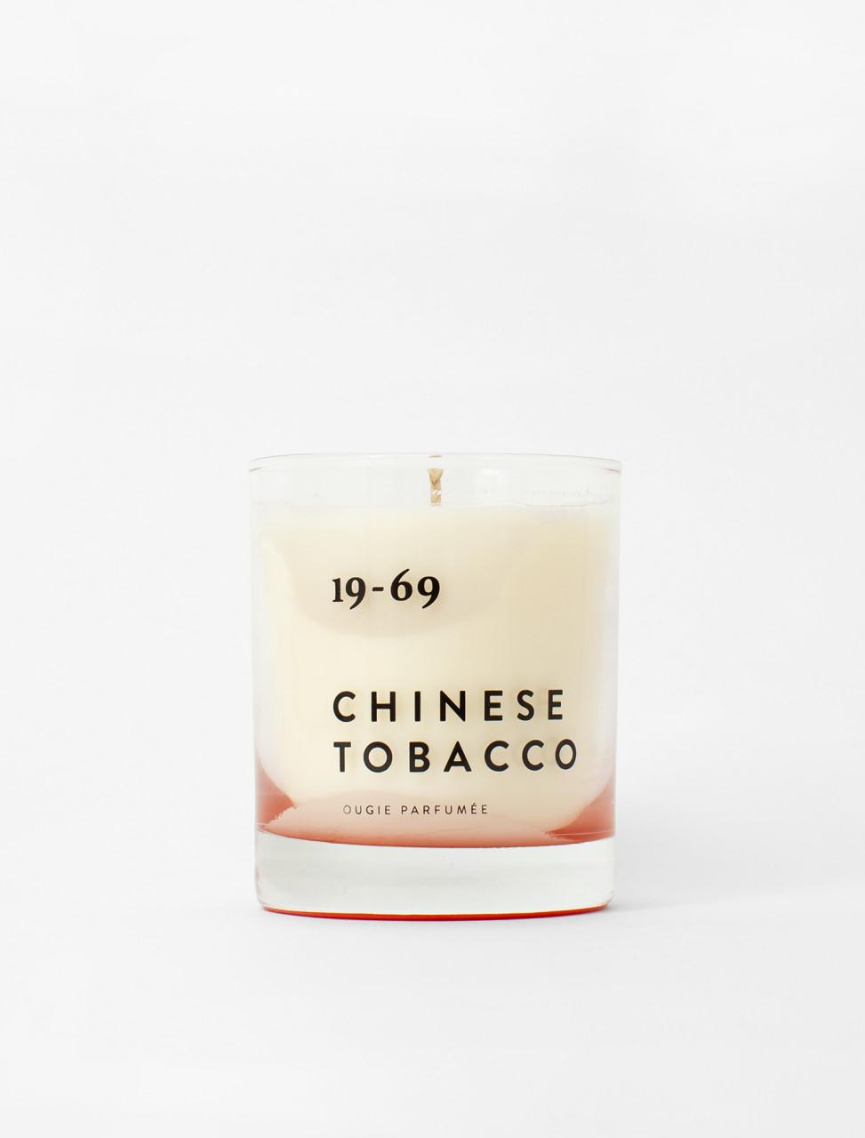 CHINESE TOBACCO Bougie Parfumée 200 ml