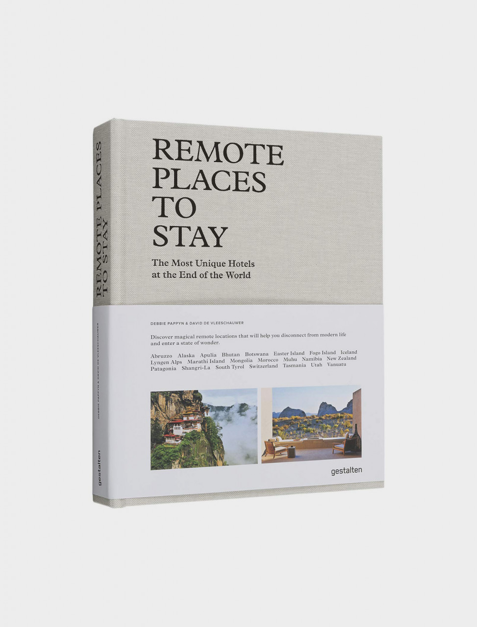 9783899559866 REMOTE PLACES TO STAY