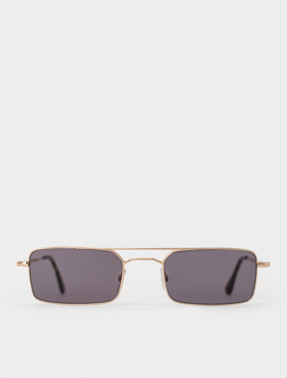 Milo Sunglasses in Blue Grey