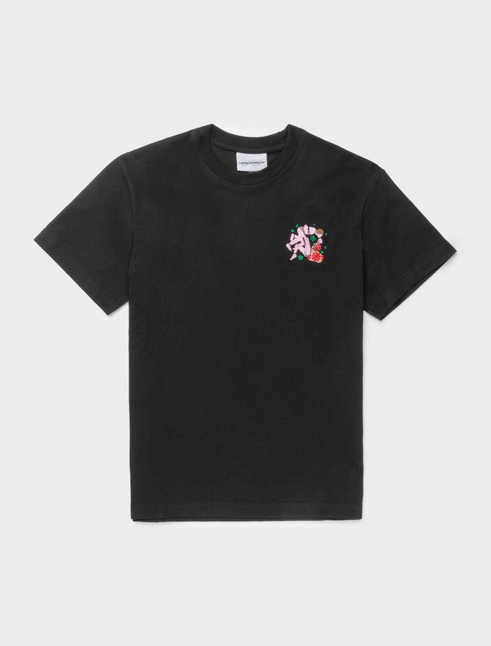 Tied for the Gods T-Shirt in Black