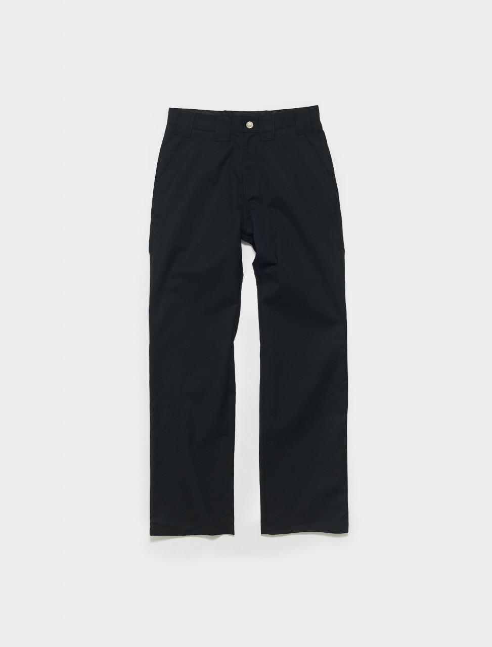 SS21TR08-Black AFFIX DUTY PANTS IN BLACK