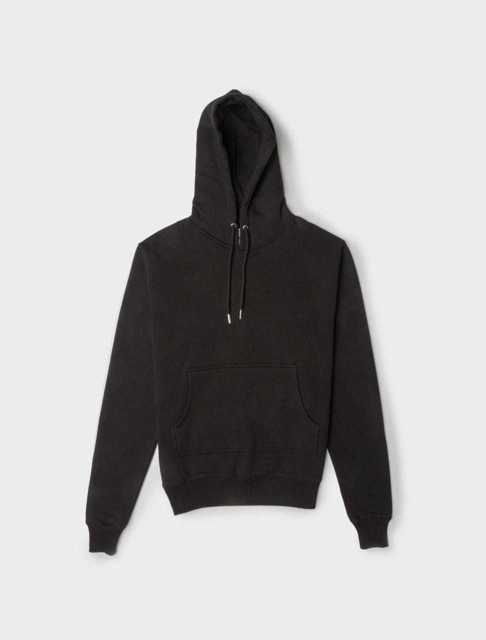 Y Hoodie in Black