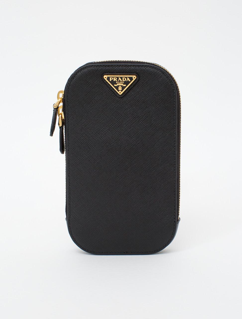 Saffiano Leather Mini-Bag