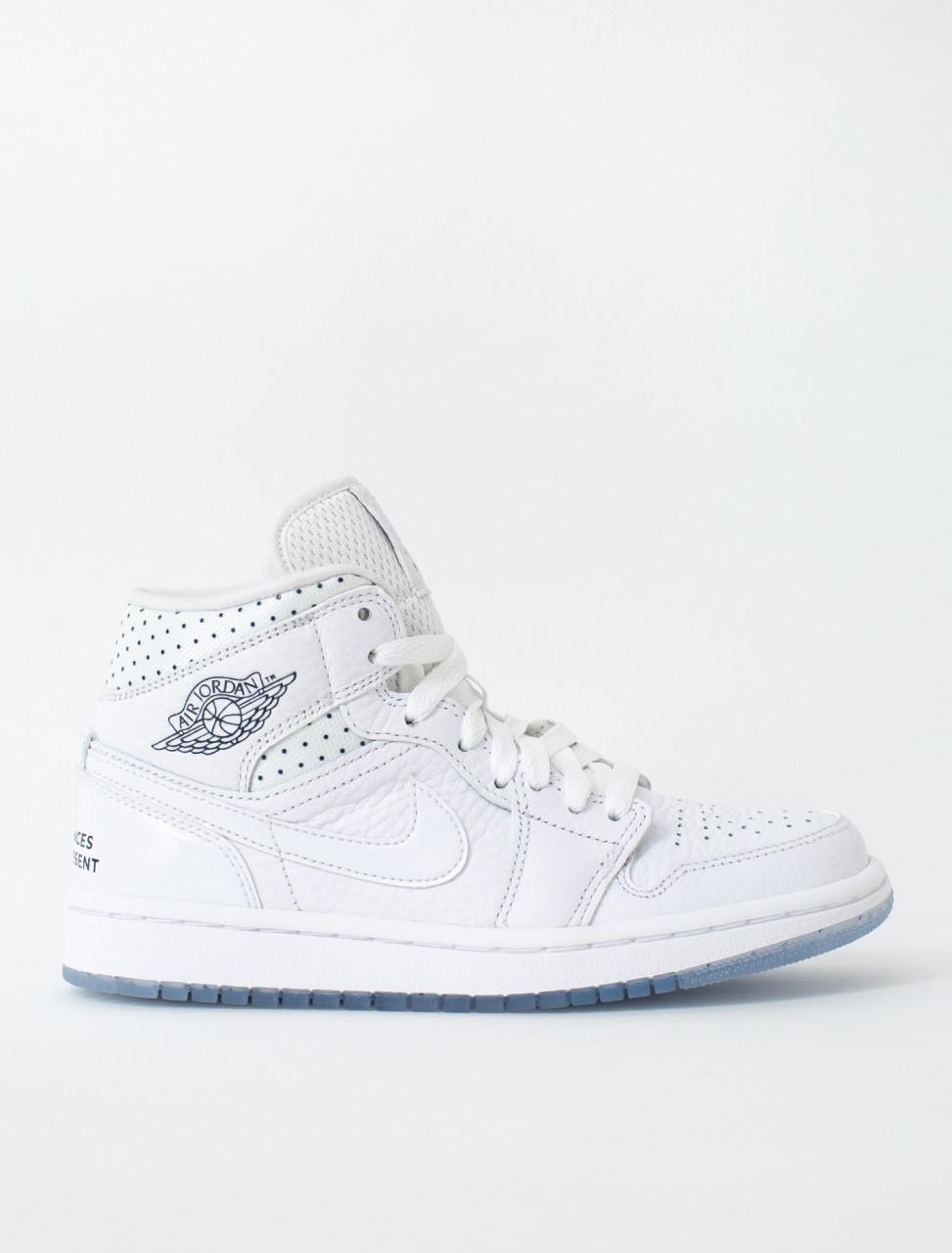 Air Jordan 1 Mid Unite Totale Sneaker