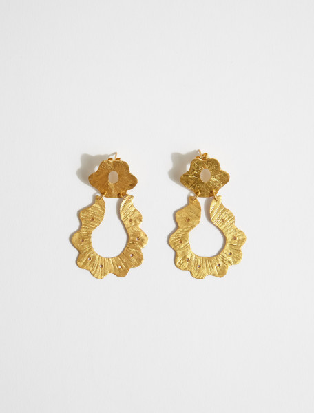 1000733 APRES SKI GELIN EARRINGS IN GOLD