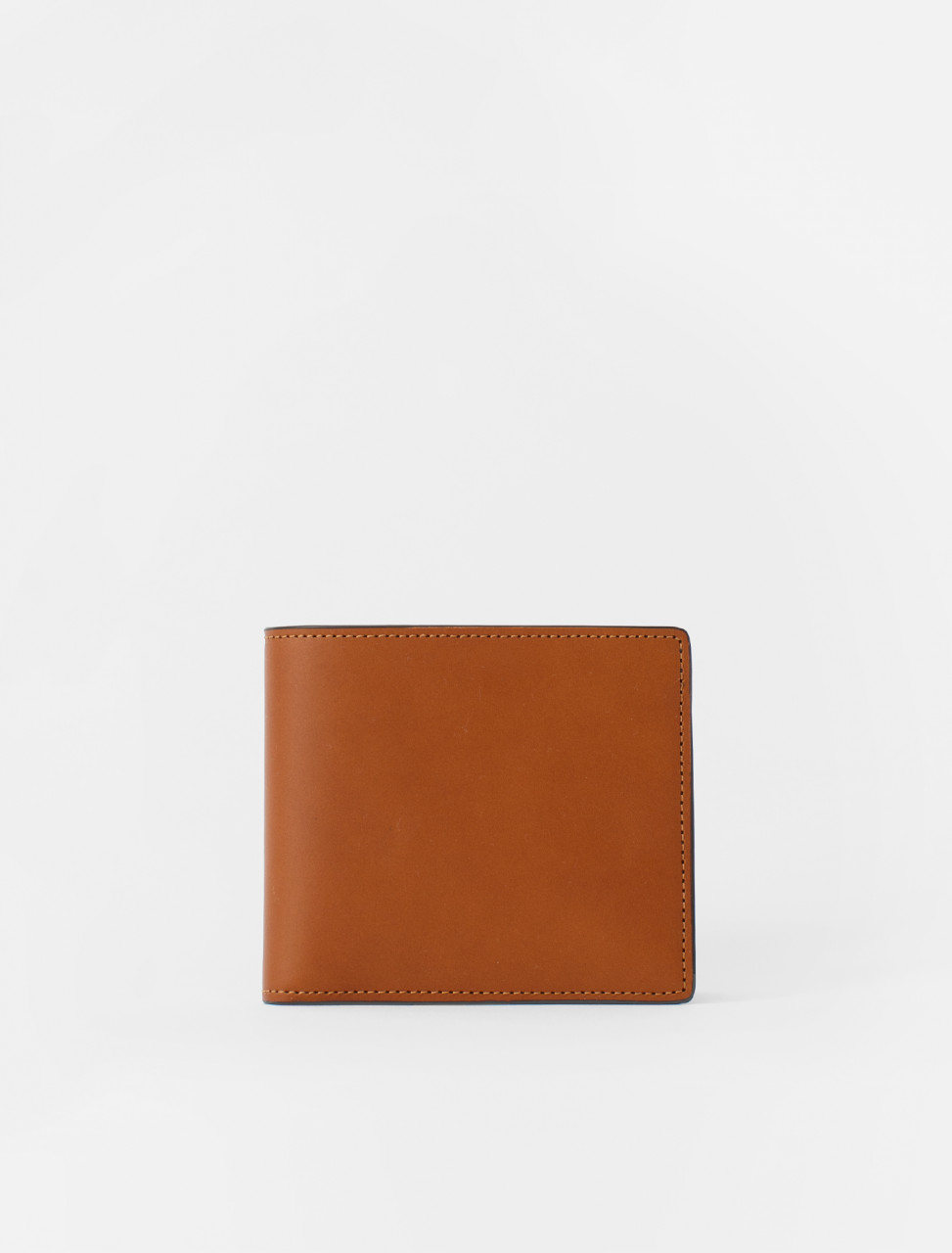 Bi-Fold Wallet in Cognac