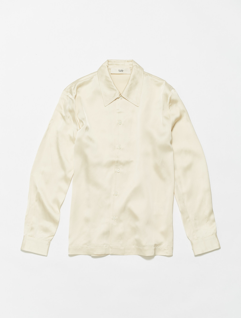 RS-GW SEFR RIPLEY SHIRT GOLDEN WHITE