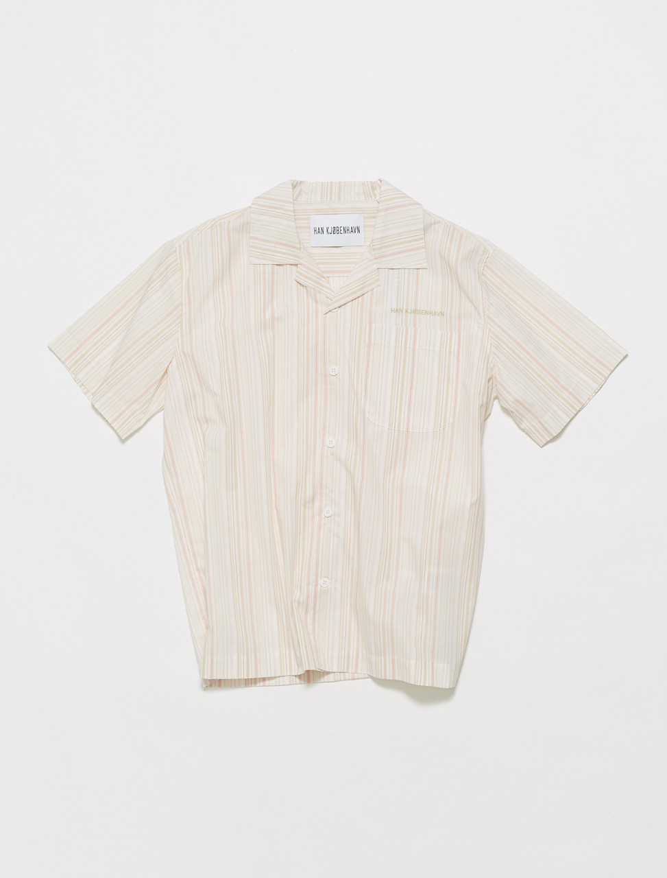 324-M-130047HAN KJØBENHAVN SUMMER SHIRT SUN STRIPED