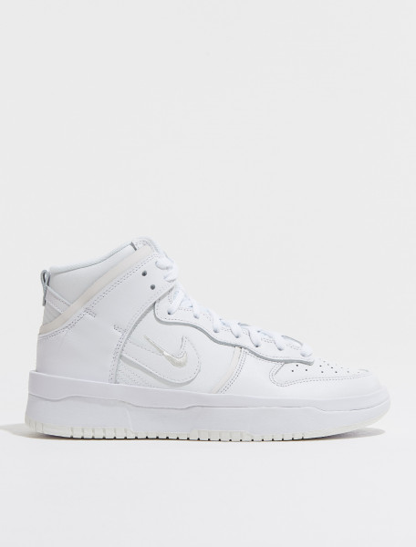 DH3718 100 NIKE WMNS DUNK HIGH REBEL IN SUMMIT WHITE