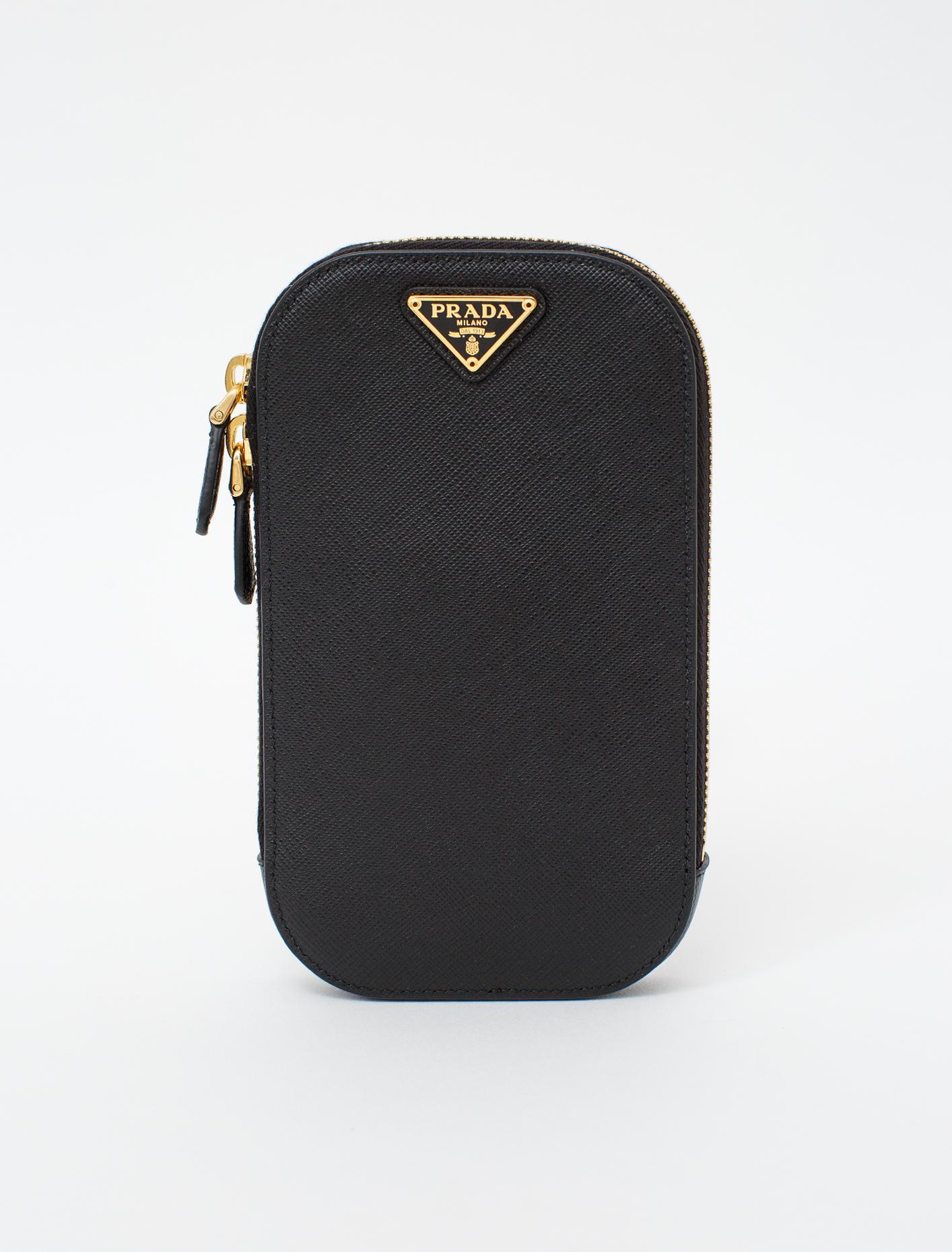 60159c91f1 Saffiano Leather Mini-Bag