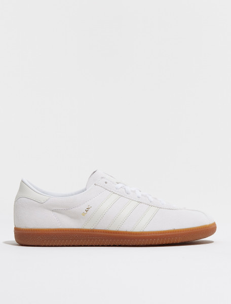 H01800 ADIDAS BLANC SNEAKER IN OFF WHITE