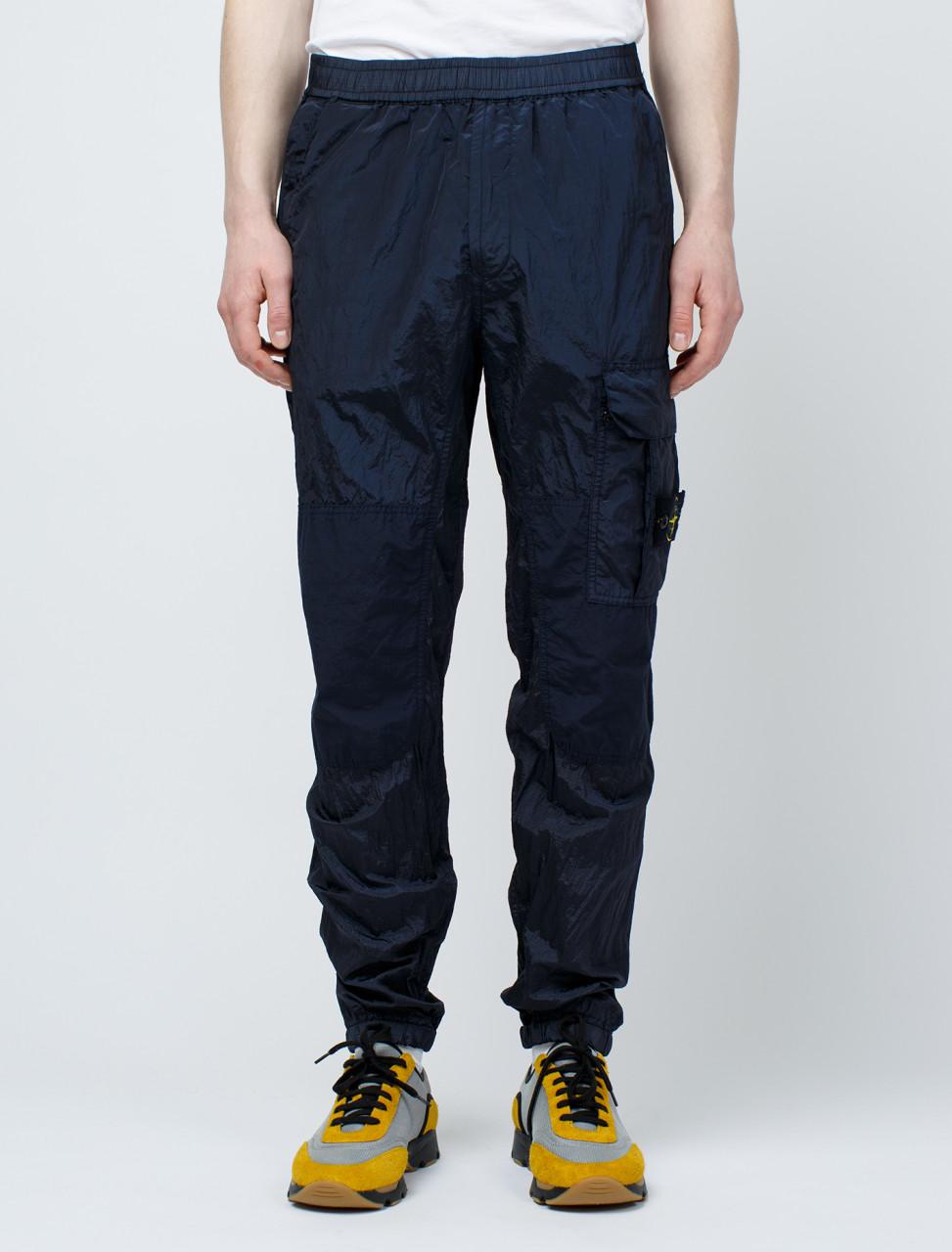 SI Navy Blue Track Pants