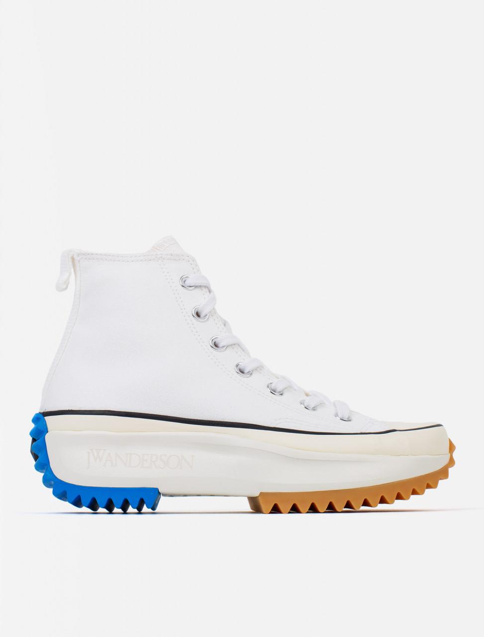 x JW Anderson Run Star Hike High Sneaker