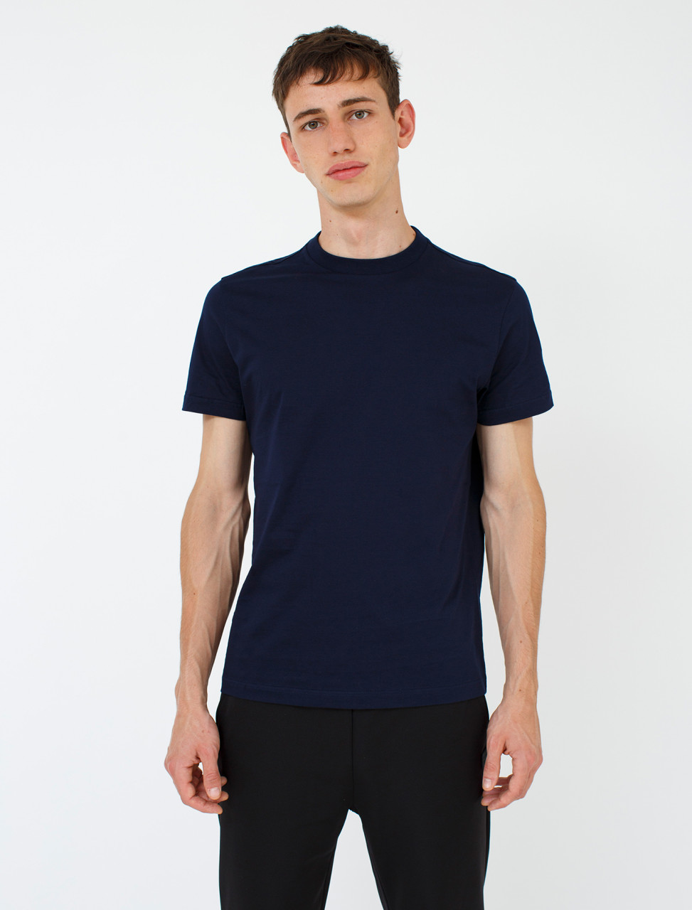 3 Pack Jersey T-Shirt in Navy