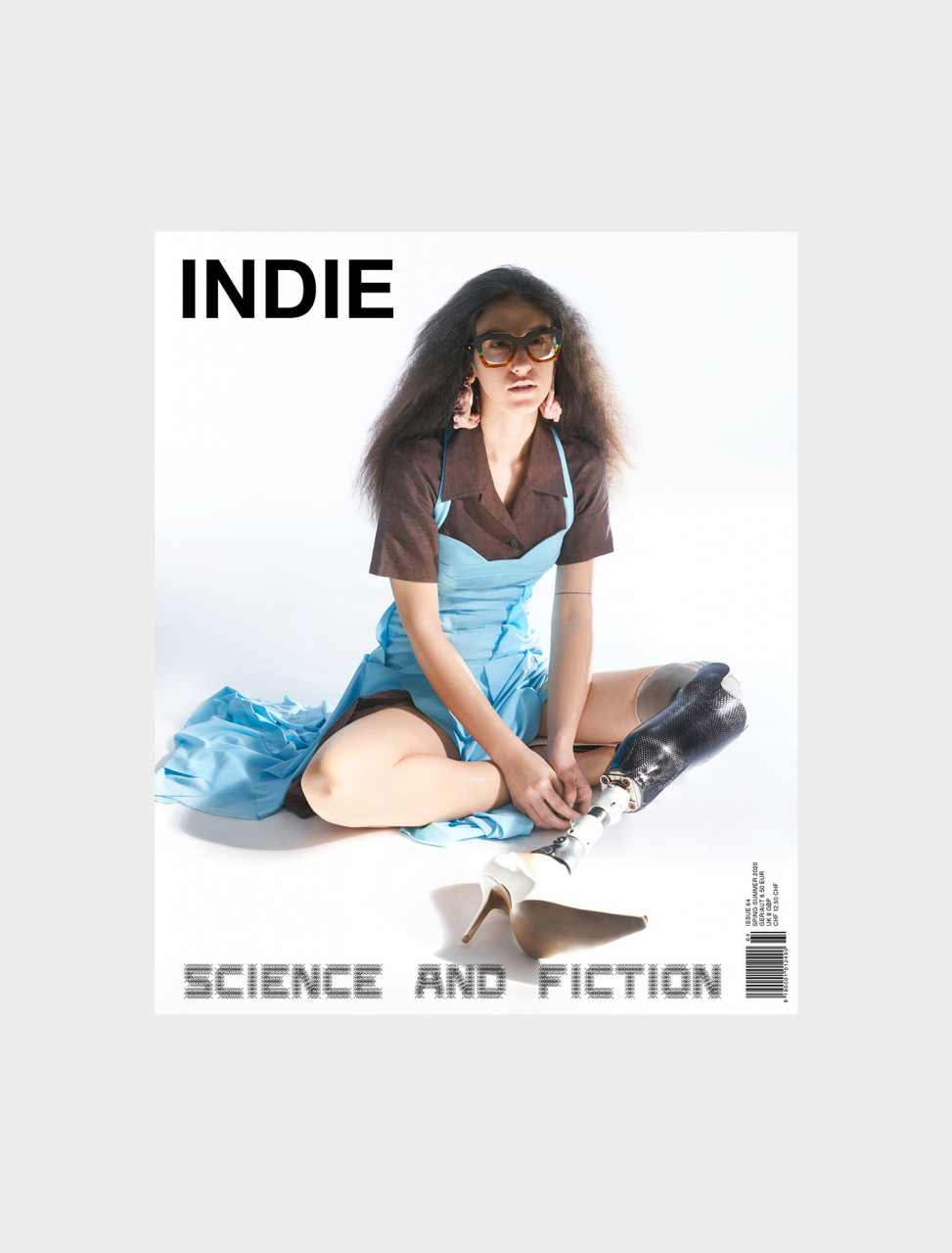 Indie Magazine #64 Cover 1