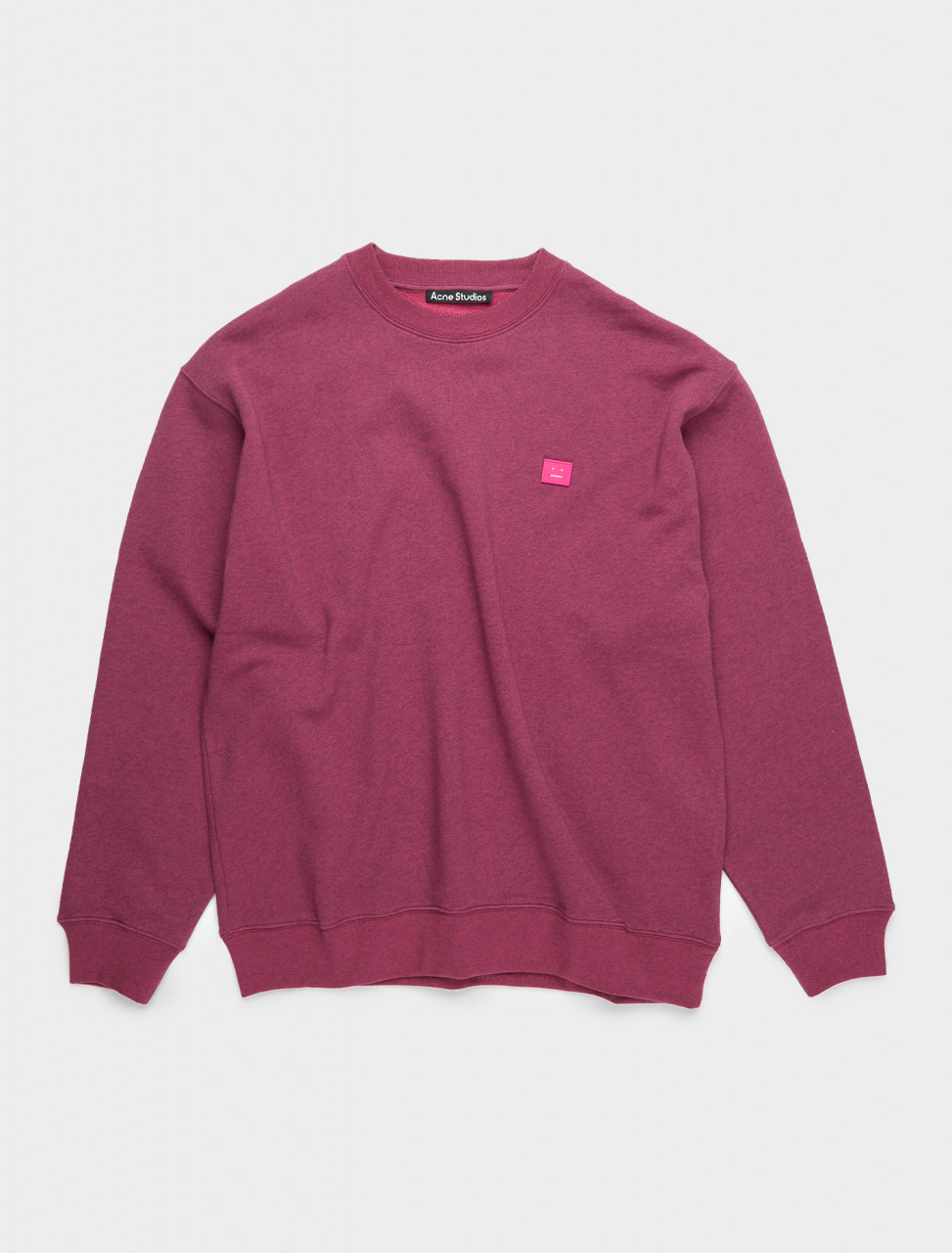 CI0054-415 ACNE STUDIOS SWEATER PINK