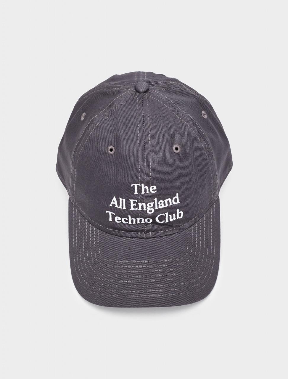 AETC IDEA BOOKS THE ALL ENGLAND TECHNO CLUB CAP