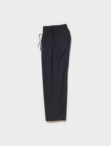 205 738 908 908 A KIND OF GUISE SAMURAI TROUSERS IN WASHED BLACK