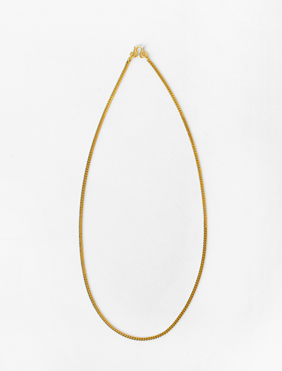 Basic Necklace in Gold