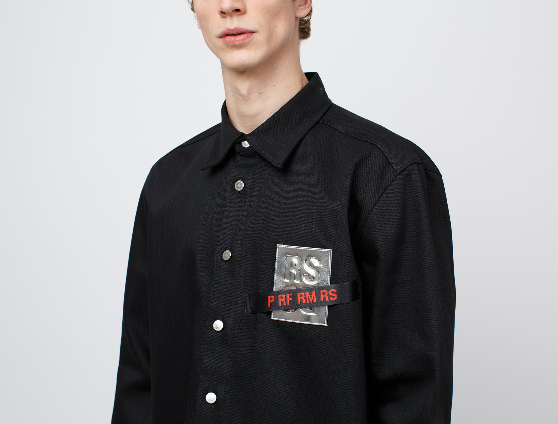 d41a41cea6 Raf simons carry over denim shirt voo store berlin worldwide jpg 1860x1414 Raf  simons jacket