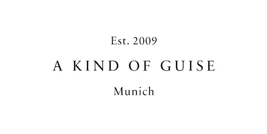 A Kind of Guise