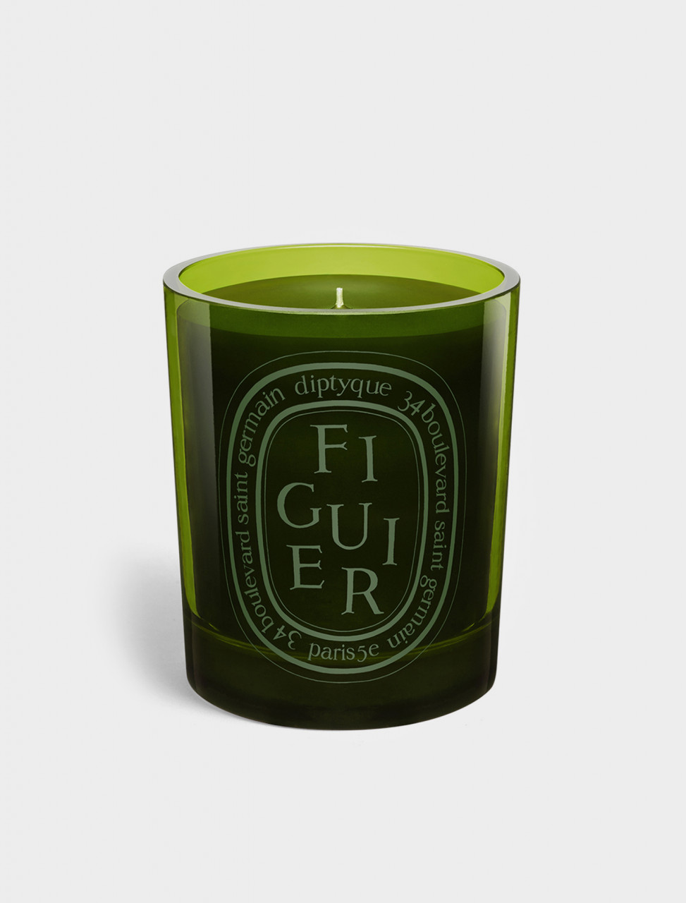 337-FIV2 DIPTYQUE FIGUER GREEN CANDLE