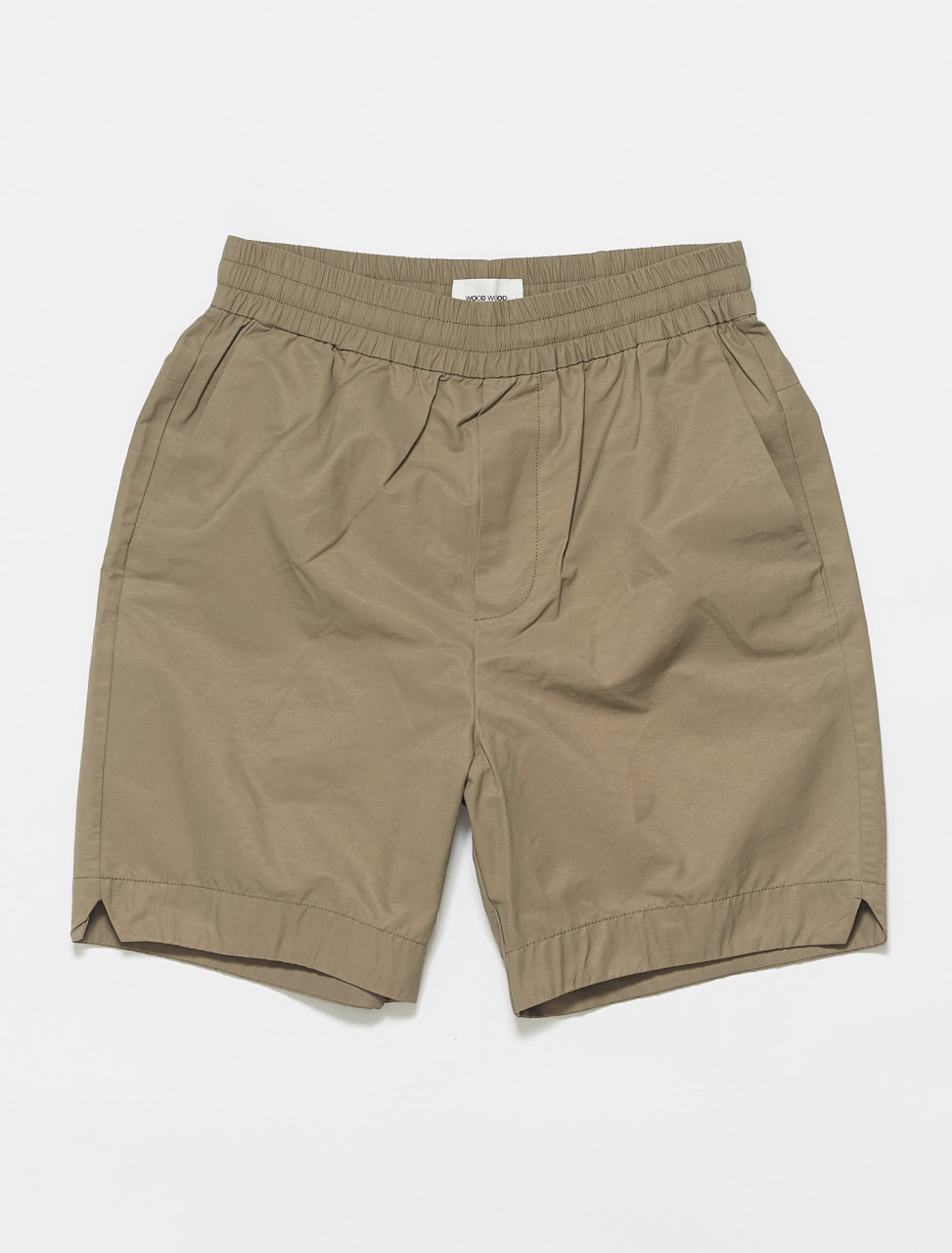 325-12015203-117M WOOD WOOD BALTAZAR SHORTS MOSS