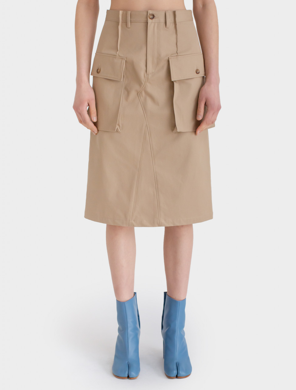 Maison Margiela Skirt with Large Pockets