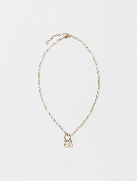 213JW03 213 580200 JACQUEMUS LE COLLIER CHIQUITO IN GOLD