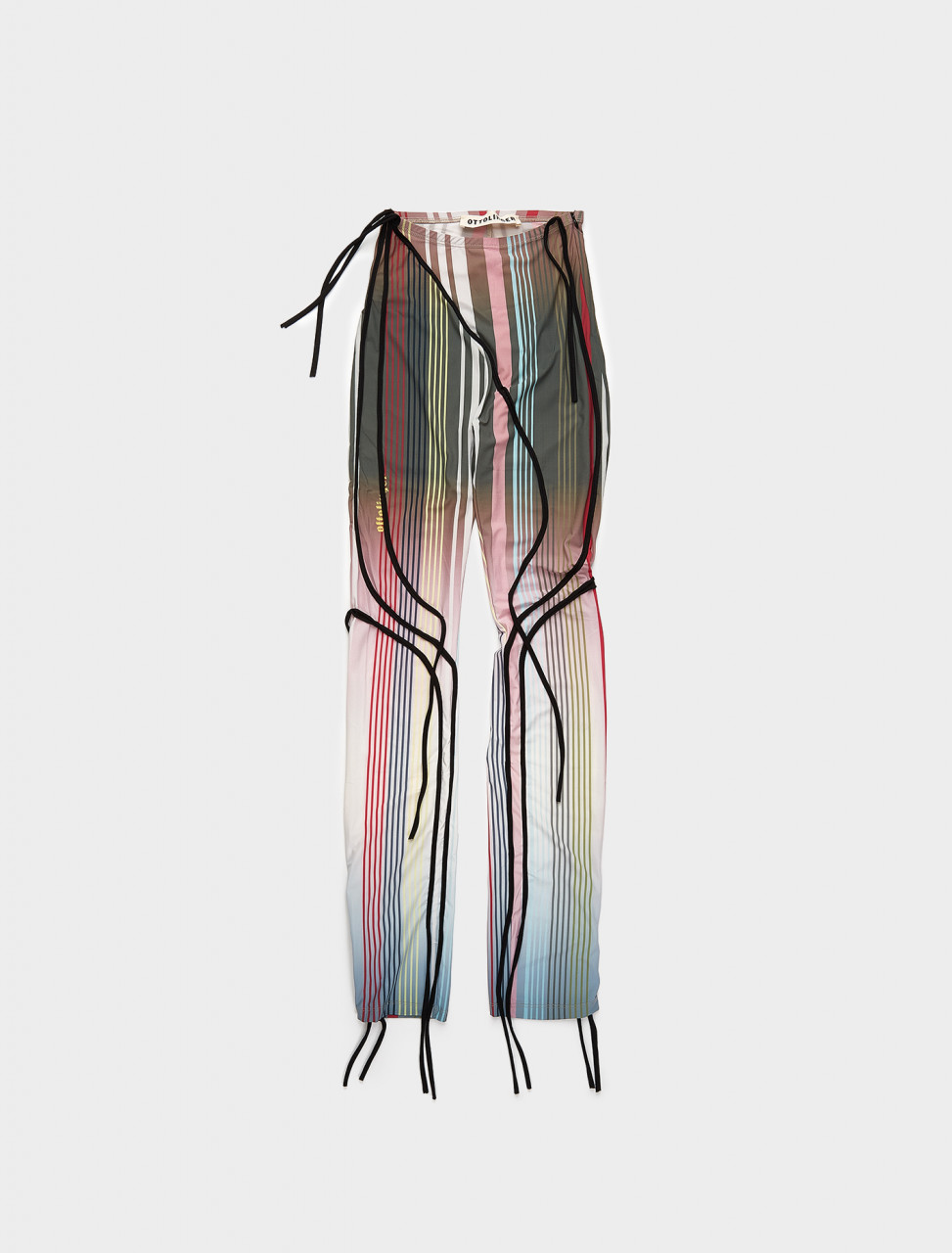 318-FW20AW20PA-08P OTTOLINGER STRAPPY PRINT LEGGINGS