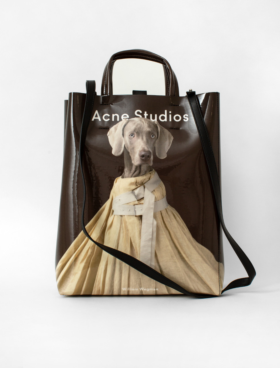 Baker AP Medium Bag x William Wegman