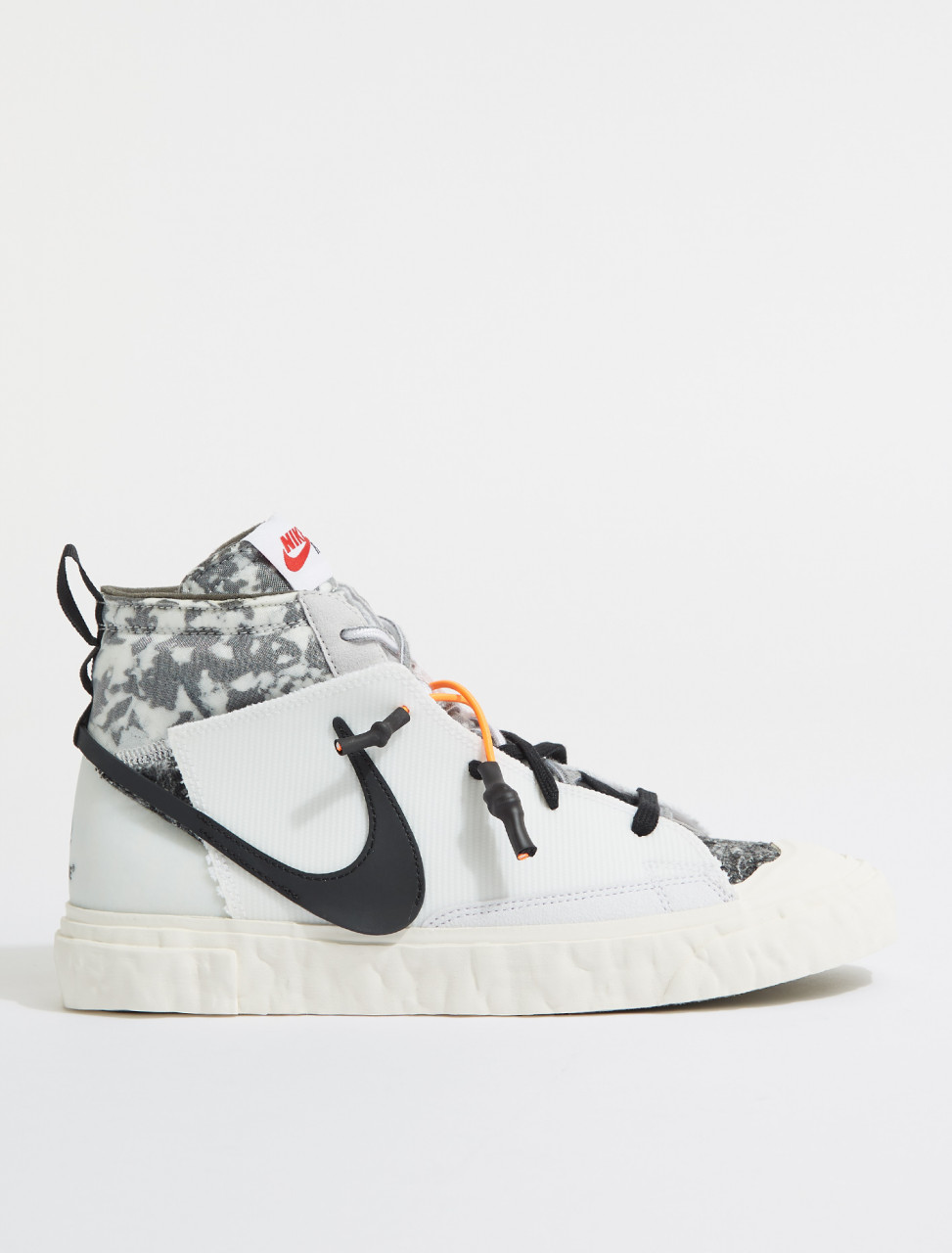 CZ3589-100 NIKE BLAZER MID x READYMADE IN WHITE BLACK