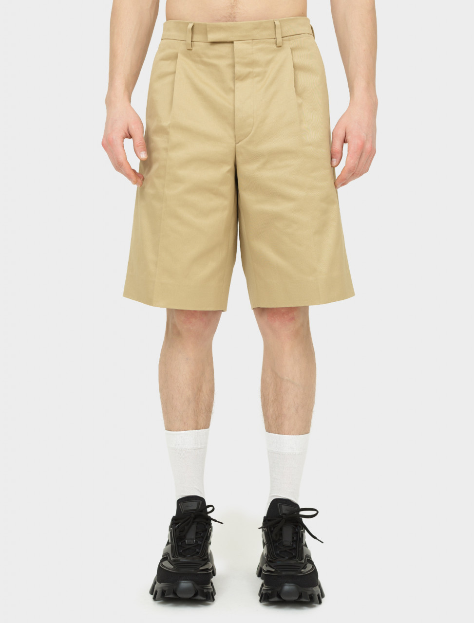 Chino Shorts in Rope