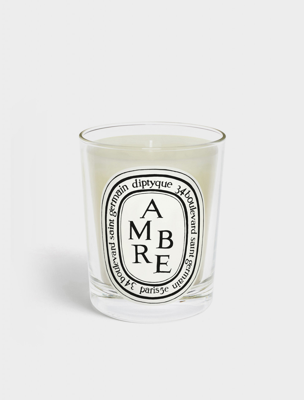 337-AB DIPTYQUE AMBER STANDARD CANDLE