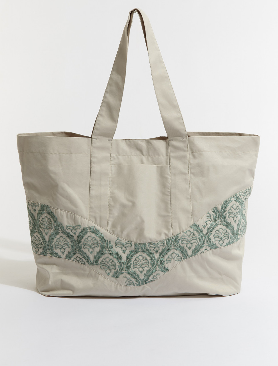 273-SS20-SCTBW001 ADISH SAWSANAS TOTE BAG EXCLUSIVE TO VOO STORE OFF WHITE