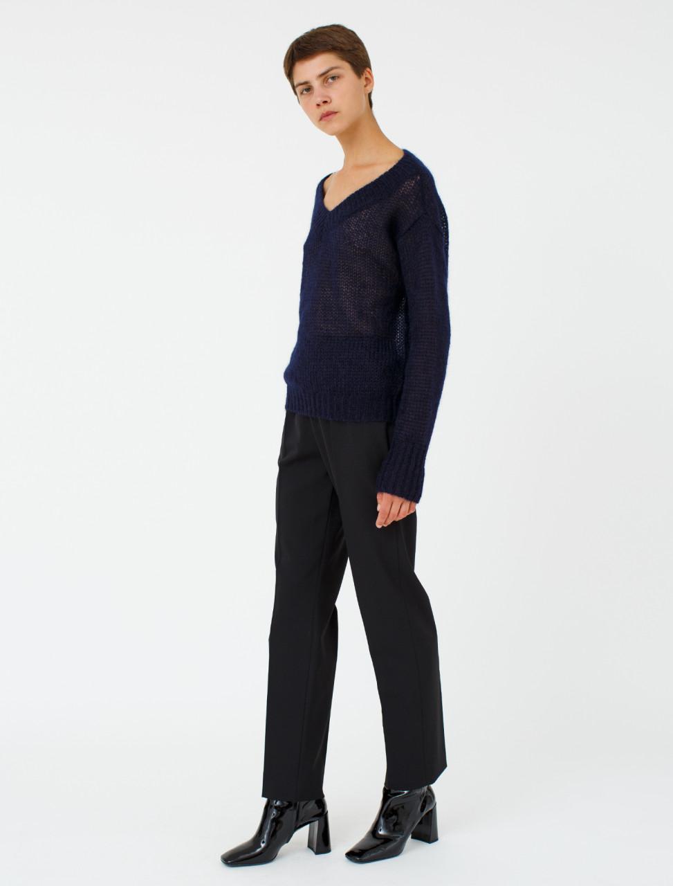 Elastic Waist Trouser