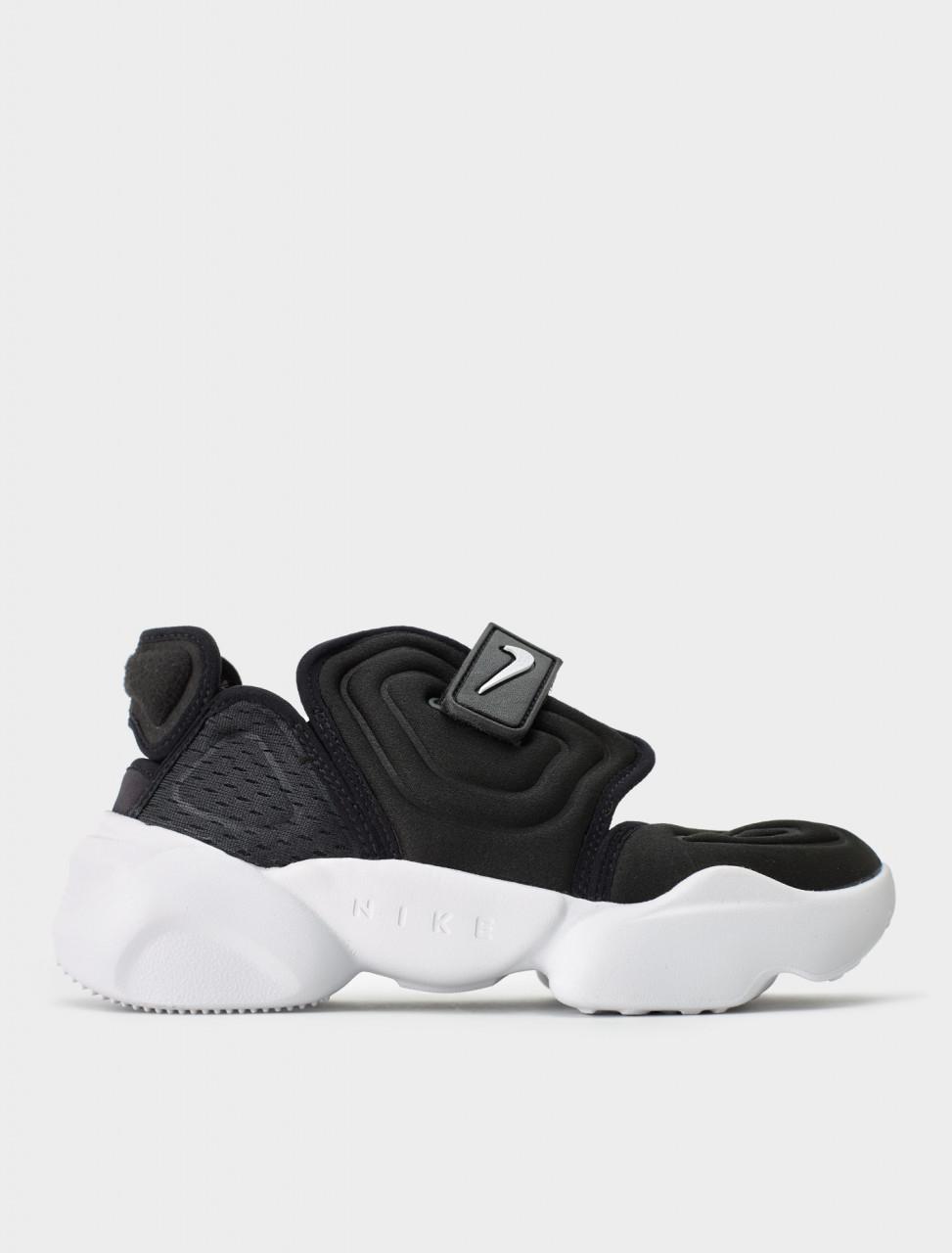 Nike Women's Aqua Rift Sneaker Sandal in Black
