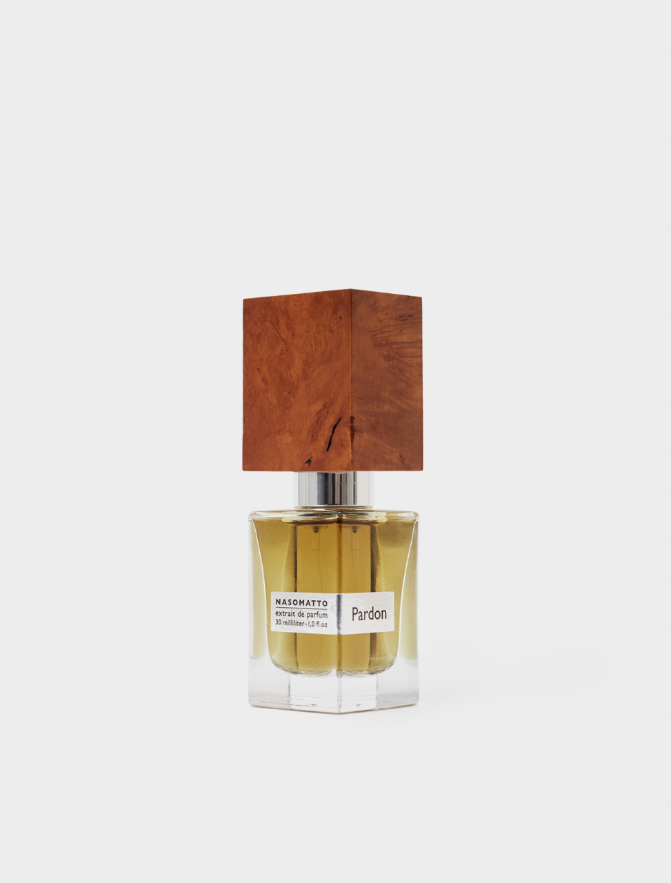 Pardon by Nasomatto is to evoke the persuasion of the utmost masculine elegance and charm.