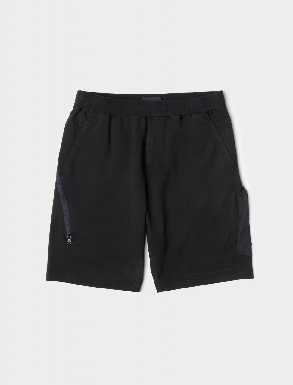 Fleece Shorts in Blue