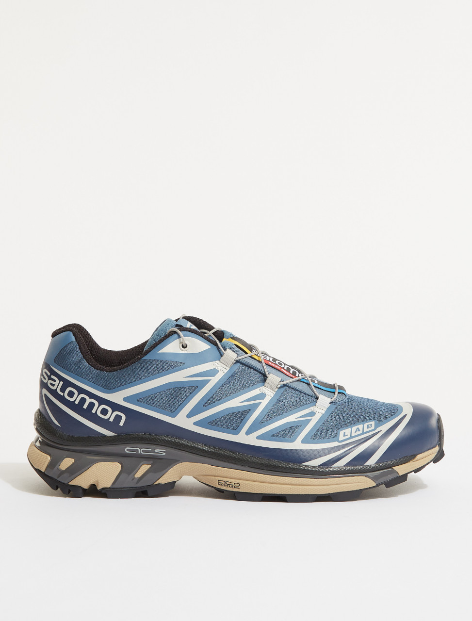 L41394900 SALOMON XT 6 ADVANCED COPEN BLUE MOOD INDIGO LUNAR ROCK